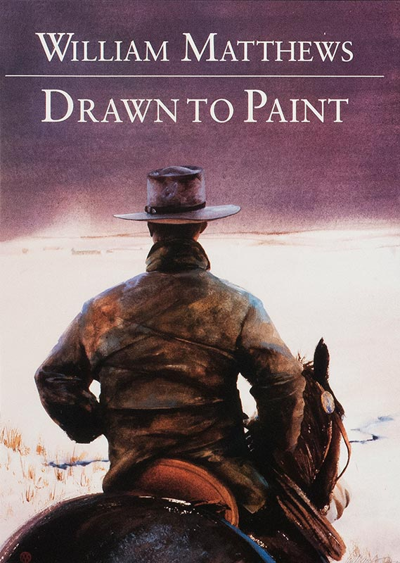 William Matthews: Drawn To Paint