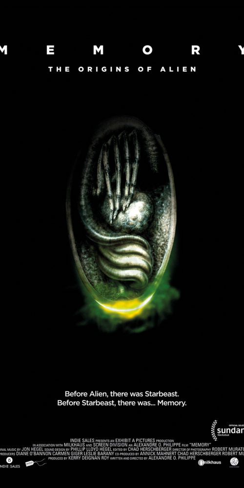 MEMORY: The Origins of ALIEN